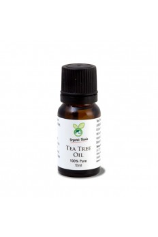Organic Oasis Tea Tree Oil (10 ml)
