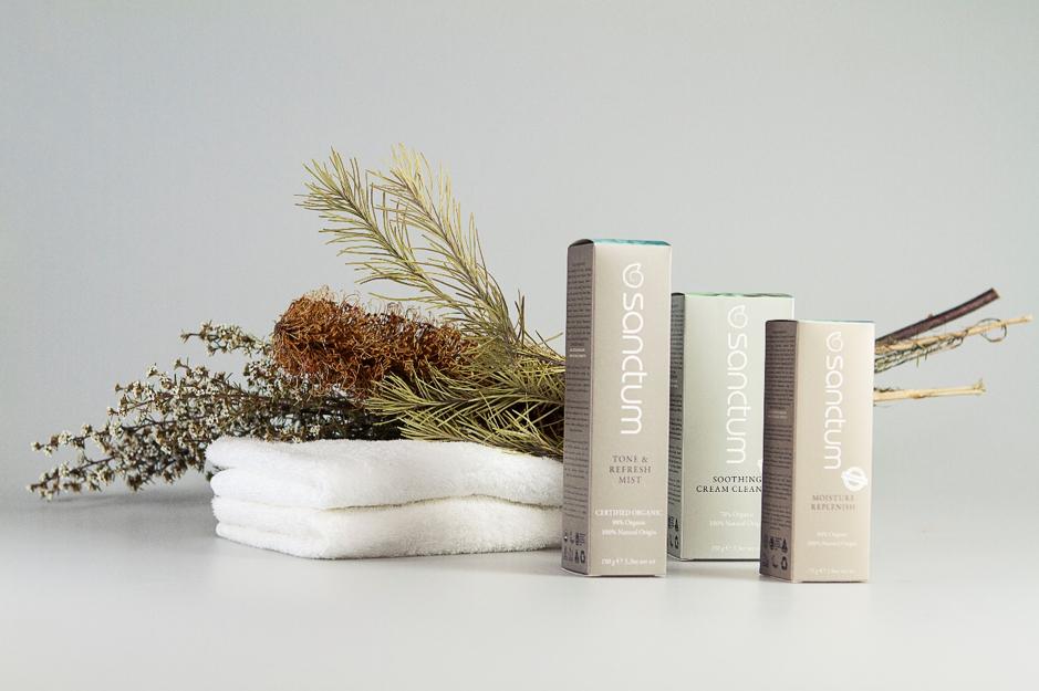 Sanctum Organic Skincare